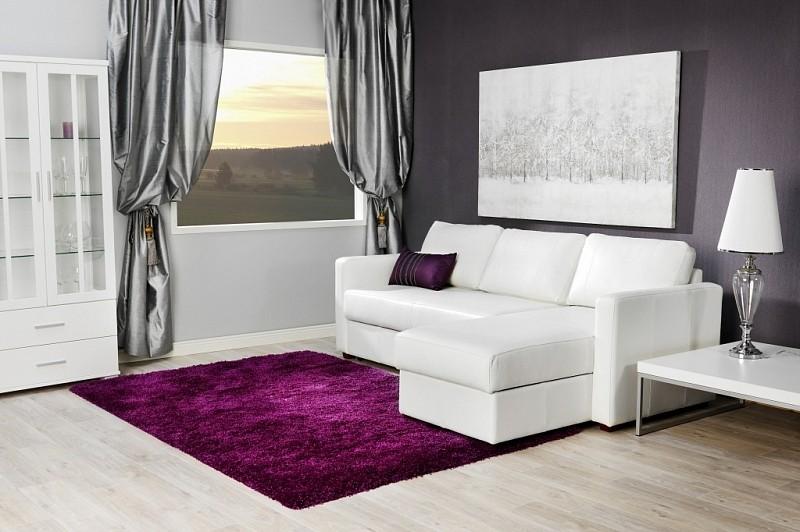 Кожаный диван Fantasy