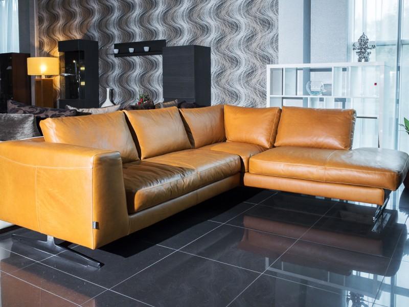 Stūra dīvāns Davos