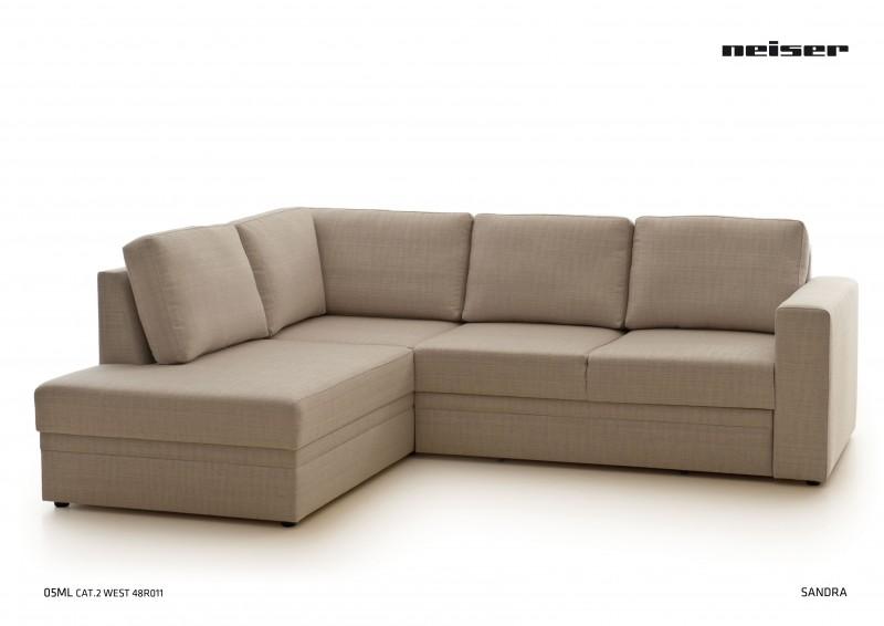 Stūra dīvāns Sandra 05ML
