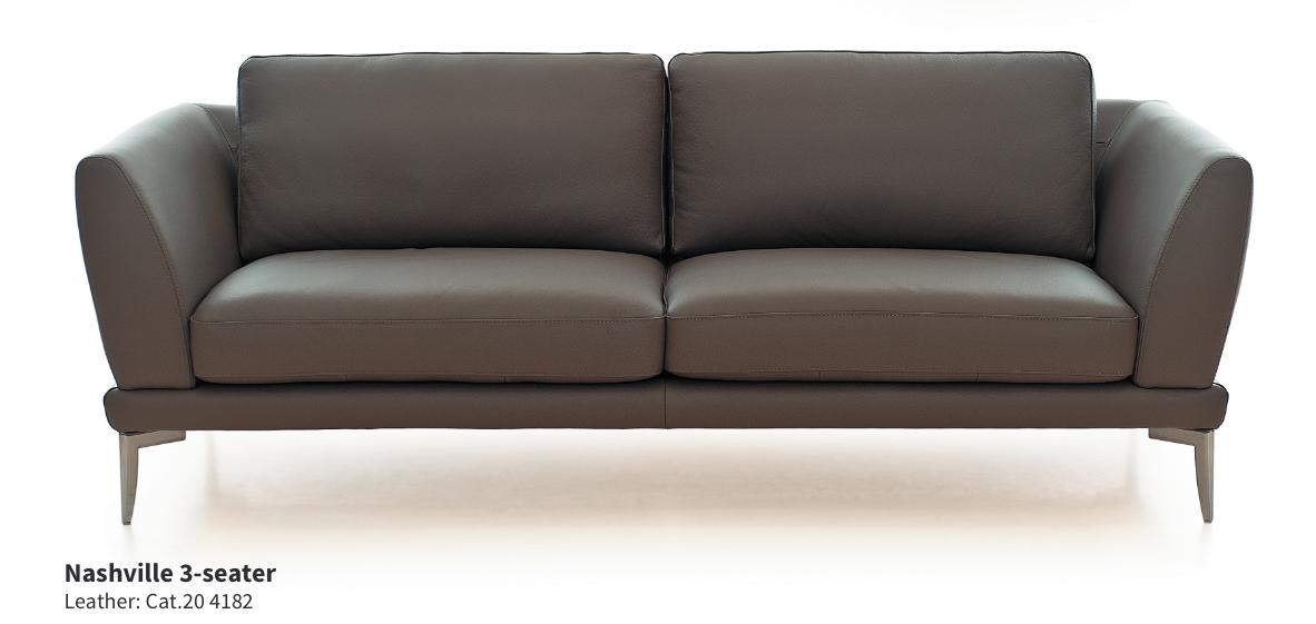 Dīvānu komplekts Nashville 3–2