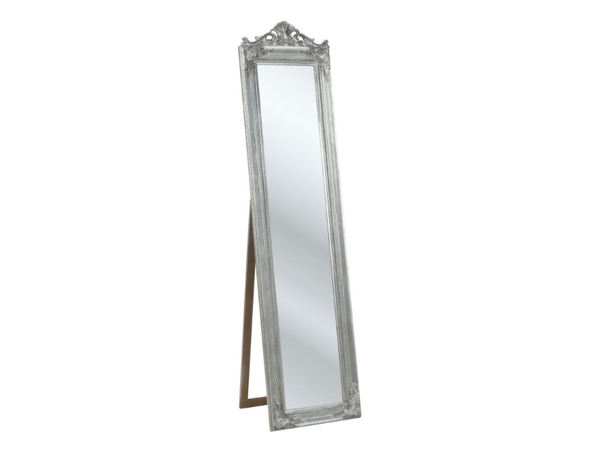 Зеркало Baroque Silver Kare 72373
