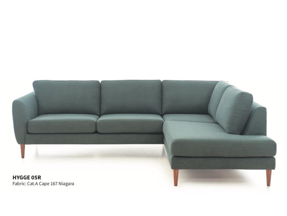 Stūra dīvāns Hygge 05R