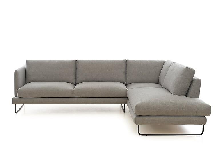 Stūra dīvāns Jackson Soft B90L+QR