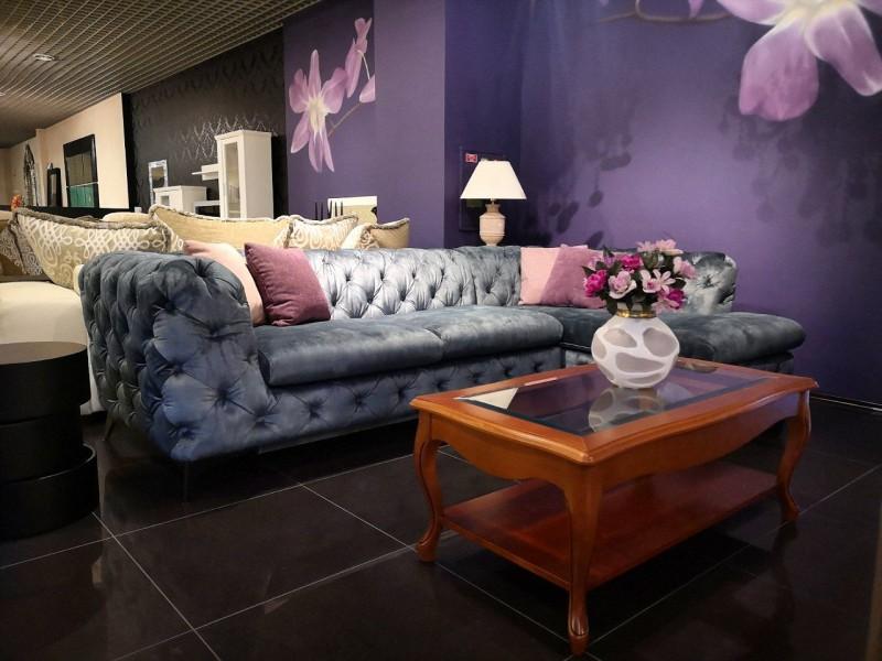 Stūra dīvāns Agora 3MS