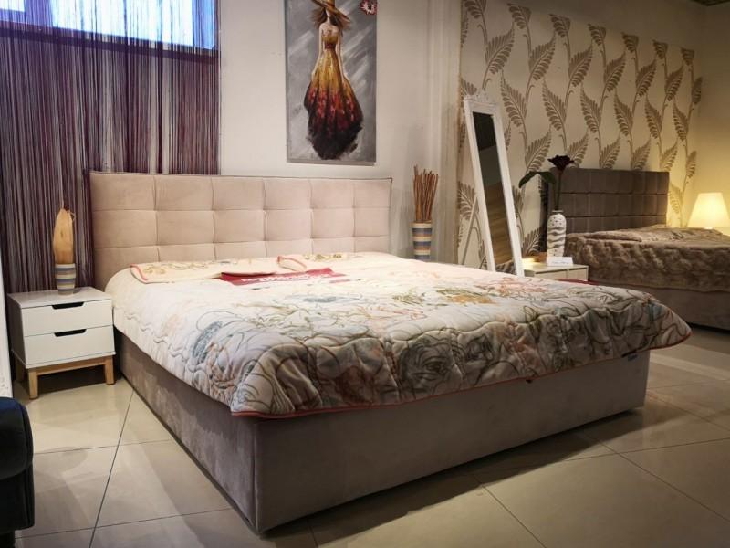 Кровать Rima 180x200 с бельевым ящиком
