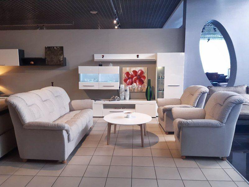 Dīvānu komplekts Monza 3-1-1 soft
