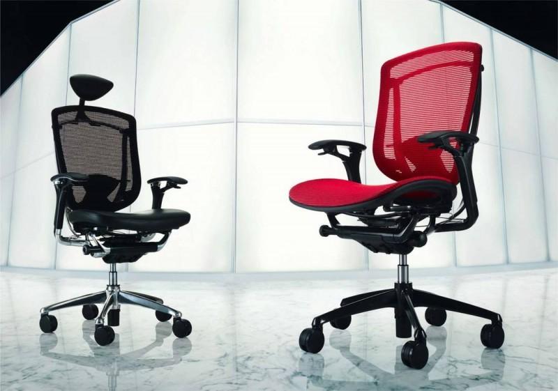 Kā izvēlēties krēslu birojam